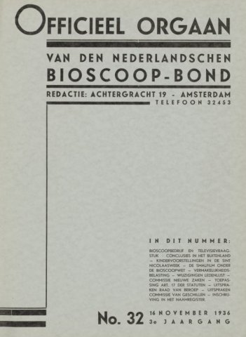 Officieel Orgaan 1936-11-16