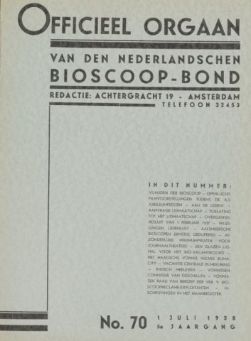 Officieel Orgaan 1938-07-01