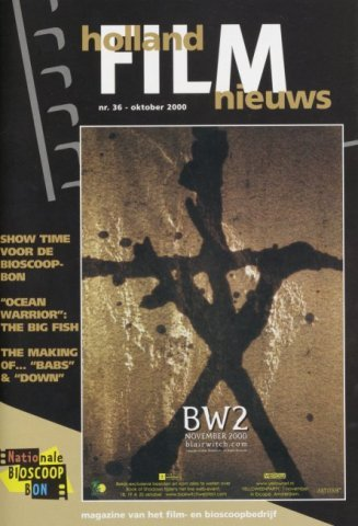 Holland Film Nieuws 2000-10-01