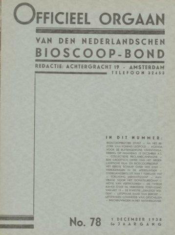Officieel Orgaan 1938-12-01