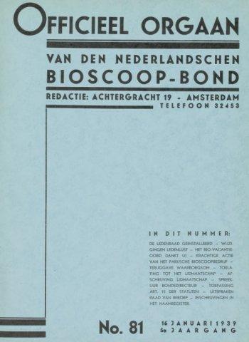 Officieel Orgaan 1939-01-16
