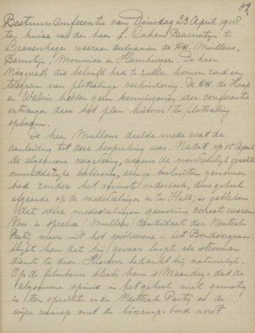 Jaarverslagen 1918-04-23