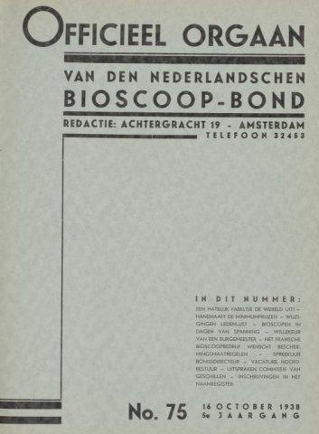 Officieel Orgaan 1938-10-16