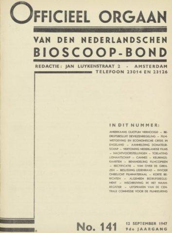 Officieel Orgaan 1947-09-12
