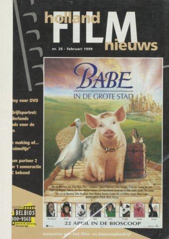 Holland Film Nieuws 1999