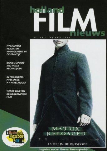 Holland Film Nieuws 2003