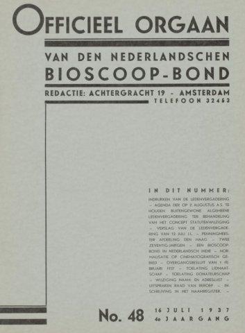Officieel Orgaan 1937-07-16