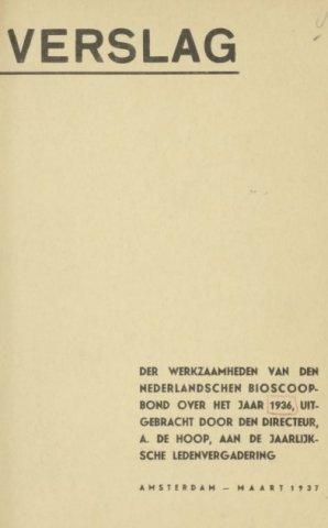 Jaarverslagen 1936-01-01
