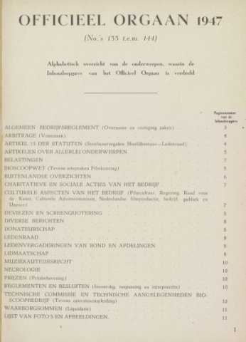 Officieel Orgaan 1947-01-01