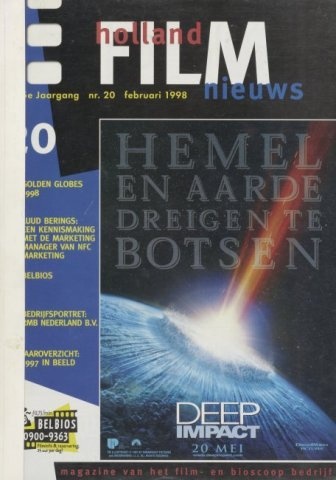 Holland Film Nieuws 1998