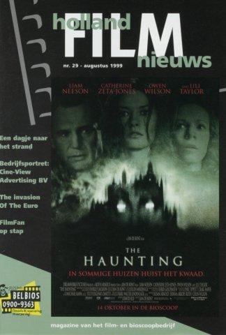Holland Film Nieuws 1999-08-01