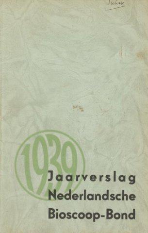 Jaarverslagen 1939-01-01