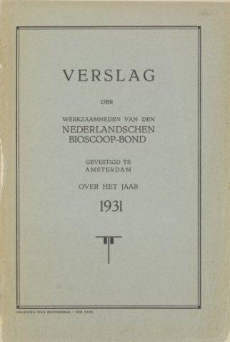 Jaarverslagen 1931-01-01