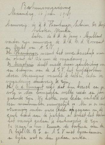 Jaarverslagen 1919-06-16