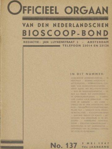Officieel Orgaan 1947-05-09
