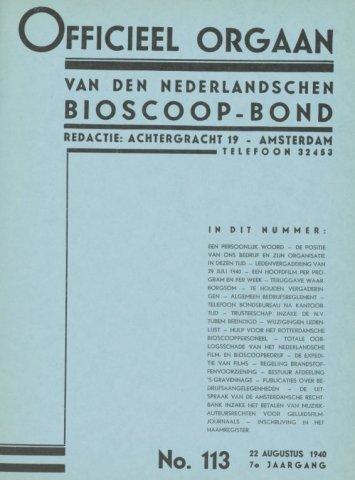 Officieel Orgaan 1940-08-22