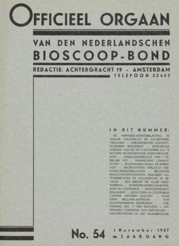 Officieel Orgaan 1937-11-01