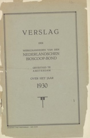 Jaarverslagen 1930-01-01