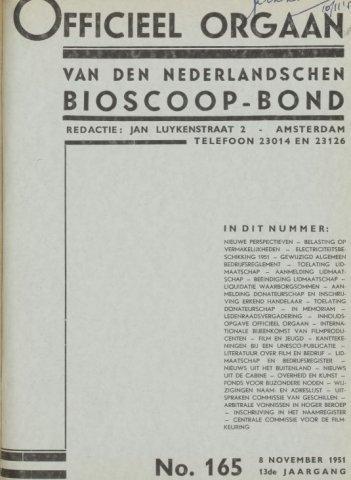 Officieel Orgaan 1951-11-08