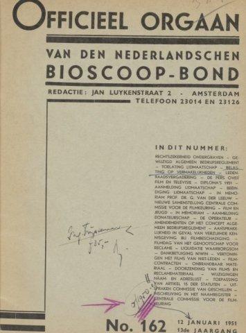 Officieel Orgaan 1951-01-12