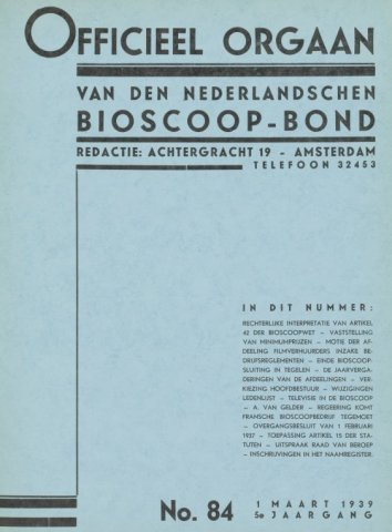Officieel Orgaan 1939-03-01
