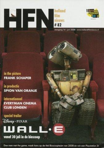 Holland Film Nieuws 2008-06-01
