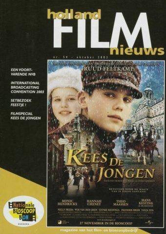 Holland Film Nieuws 2003-10-01
