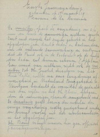 Jaarverslagen 1919-04-01