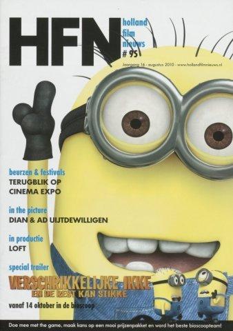 Holland Film Nieuws 2010-08-01