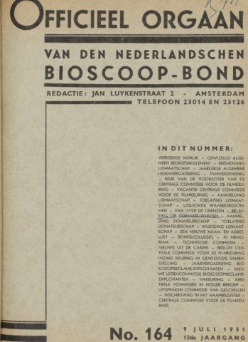 Officieel Orgaan 1951-07-09