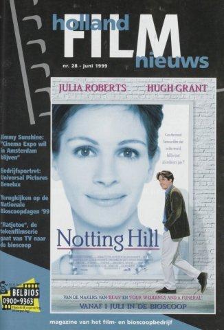 Holland Film Nieuws 1999-06-01