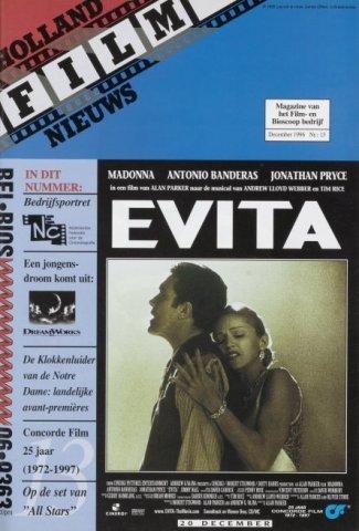 Holland Film Nieuws 1996-12-01