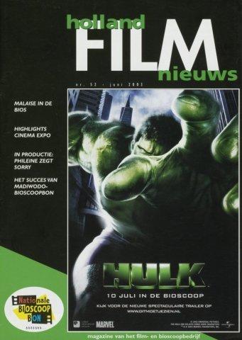 Holland Film Nieuws 2003-06-01