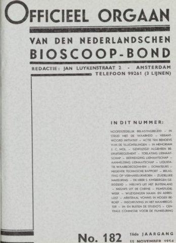 Officieel Orgaan 1954-11-15