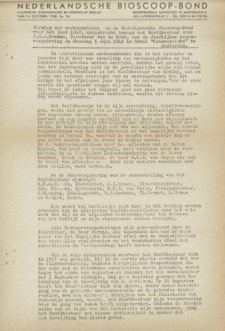 Jaarverslagen 1947-01-01