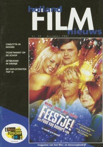 Holland Film Nieuws 2003-12-01
