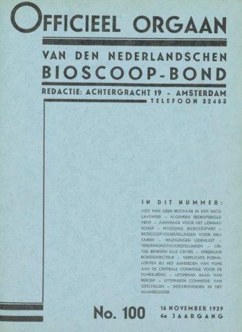 Officieel Orgaan 1939-11-16