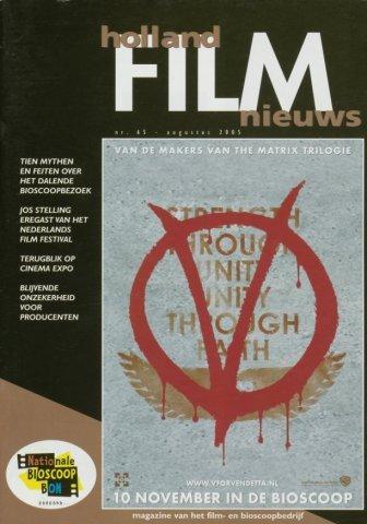 Holland Film Nieuws 2005-08-01