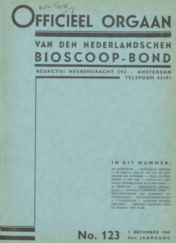 Officieel Orgaan 1945-12-05