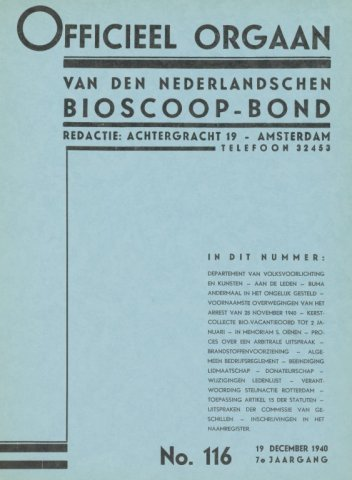 Officieel Orgaan 1940-12-19