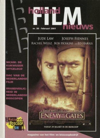 Holland Film Nieuws 2001