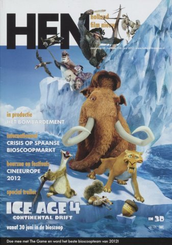 Holland Film Nieuws 2012-06-01