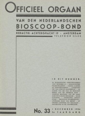Officieel Orgaan 1936-12-01