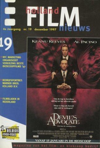 Holland Film Nieuws 1997-12-01