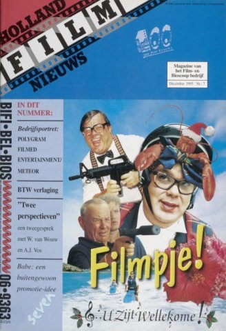 Holland Film Nieuws 1995-12-01