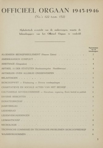 Officieel Orgaan 1945