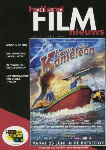 Holland Film Nieuws 2003-04-01