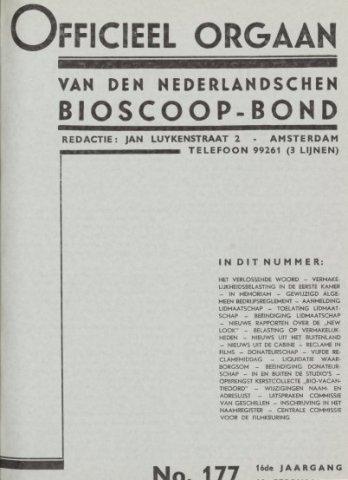 Officieel Orgaan 1954-01-01