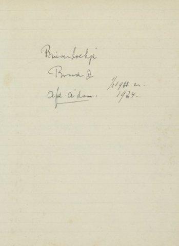 Jaarverslagen 1923-01-01