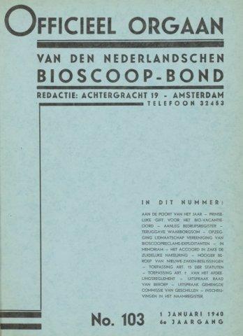 Officieel Orgaan 1940
